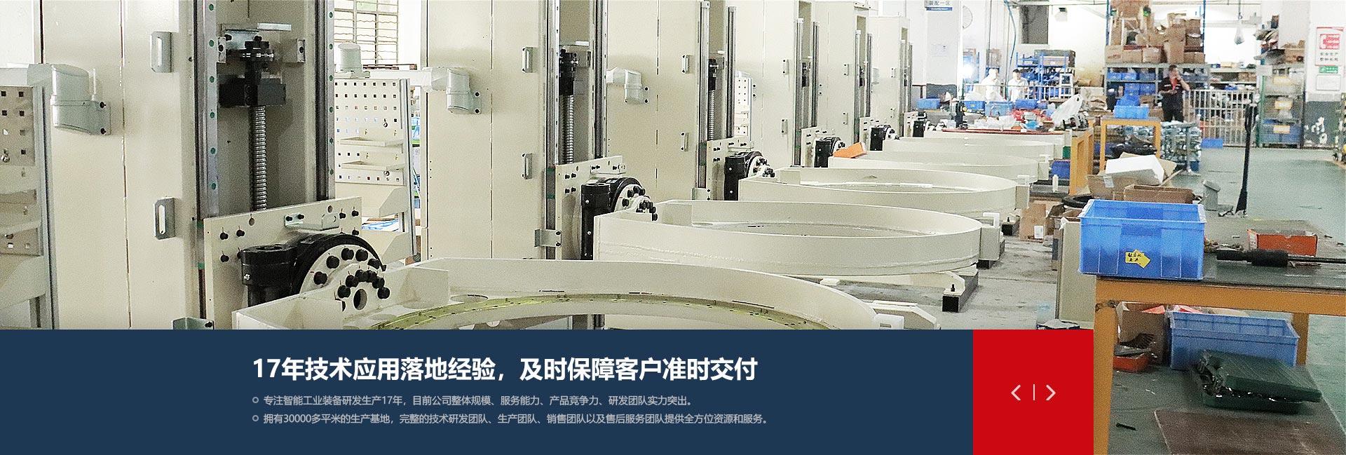 海同轻劳化-生产制造能力
