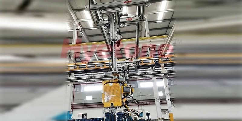 工程机械AMB重载反力臂