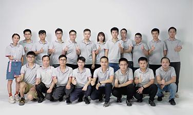 海同工业研发团队2