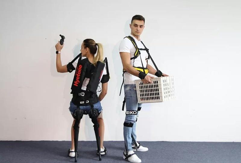 EXO外骨骼装备
