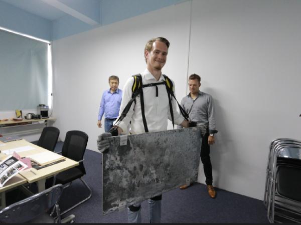 德国奥迪考察团来访海同工业共同探讨人机协作外骨骼产品方向