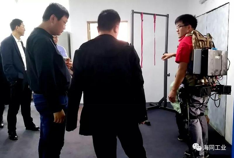 EXO人机协作外骨骼