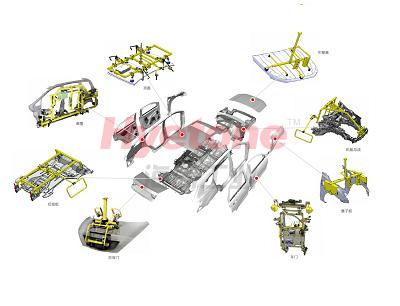 智能工业助力移载系统