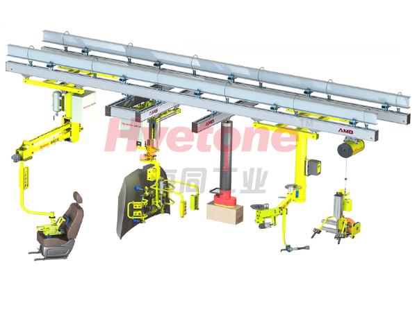 AMB工业安全移载装配系统