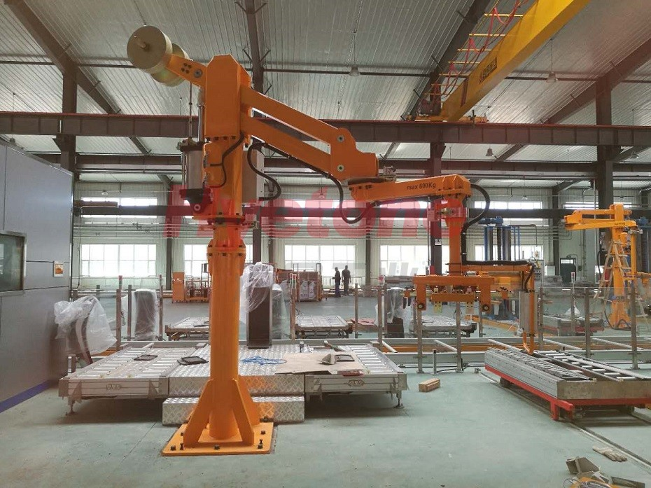 AMB工业助力机械手