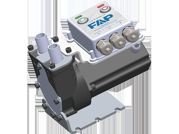 FAP大流量工程机械车载无刷加油泵